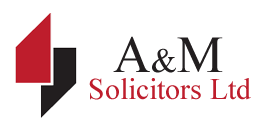 A&M Solicitors Logo